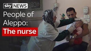 People of Aleppo: The nurse