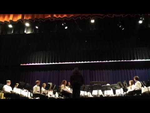 Meridianville Middle School Blue (7th Grade) Band MPA State Band Assessment