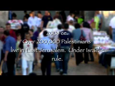 A Short Walk Through Jerusalem