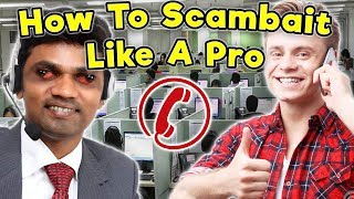 How To Scambait Like A Pro! - (Spoof Number & Unlimited Scammer Numbers)