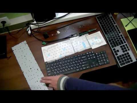 Очень детальный обзор клавиатуры A4Tech KV-300H