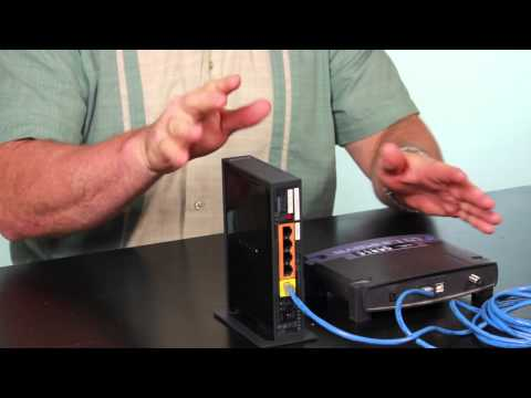 How to Hook Up a NETGEAR Wireless Router to a Cable Modem : Tech Vice