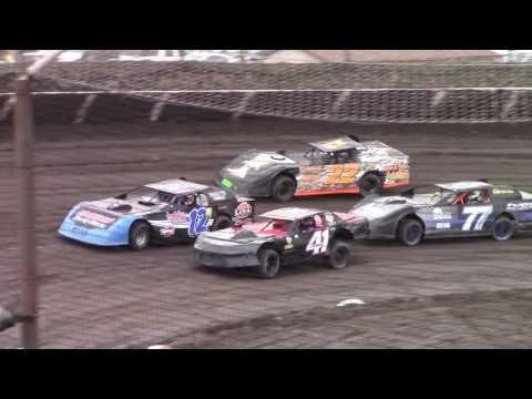 Macon Speedway BOB BRADY DODGE RAMINATOR night 5 27 2017