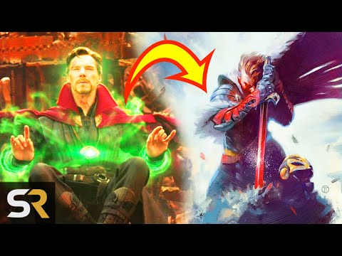 Avengers Endgame Theory: Black Knight Is The Key To Doctor Strange's Plan