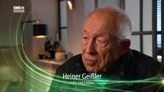 Mann mit Rückgrat: Heiner Geißler (3.3.30-12.9.17)