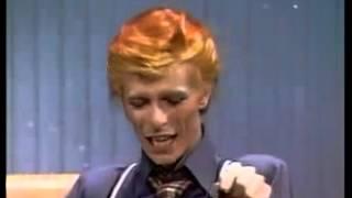 David Bowie Interview Dick Cavett Show 1974 Part 2