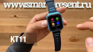 обзор на умные детские часы Smart Baby Watch Wonlex KT04
