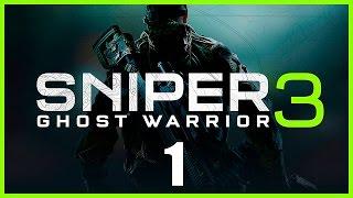 Sniper Ghost Warrior 3 - Parte 1 Español - Walkthrough / Let's Play