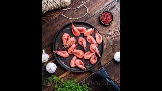 Жареные с чесноком и зеленью (фирменный рецепт)