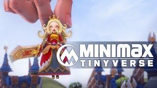 Podremos con esto y más 😎 - MINImax Tinyverse: Two Realms 🚀🔥