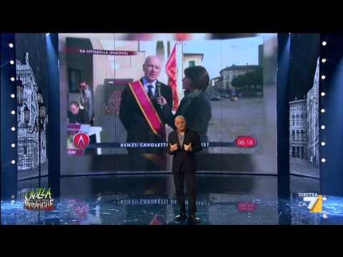 Crozza ed il referendum per l'indipendenza del Veneto