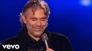 andrea bocelli   cant help falling in love hd