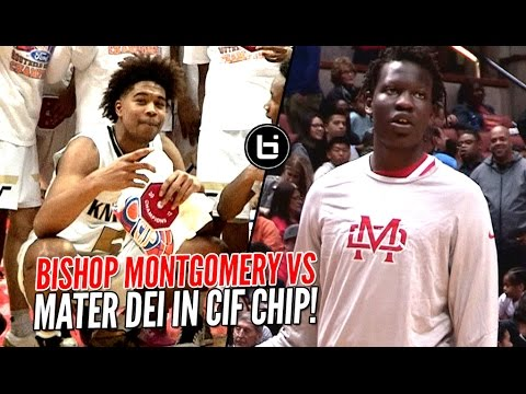 Ethan Thompson Puts Team On His BACK To UPSET MATER DEI In CIF Championship!! Full Highlights