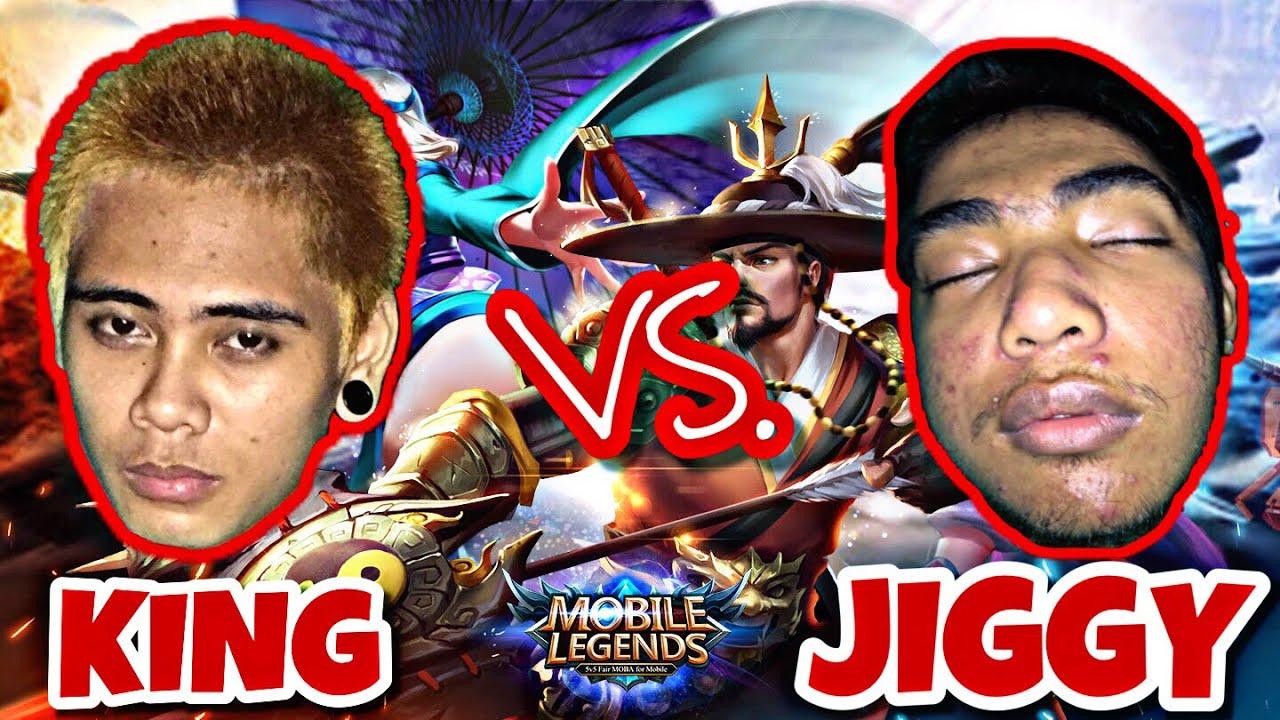 KING VS. JIGGY (MOBIE LEGENDS TOURNAMENT)