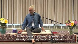 Sri M - How To Deal With Feelings Of Revenge? Q&A at Mt. Madonna Retreat 2018