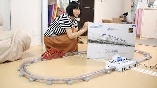 鈴川絢子:主に鉄道などの交通が好きです。 おもちゃやお菓子も好きです...