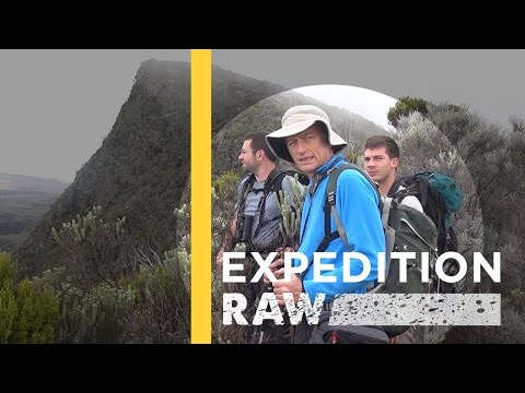 How To Celebrate Christmas on a Volcano | Expedition Raw