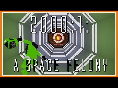 2000:1: A Space Felony - #1 - Mal(ware) on the Ship