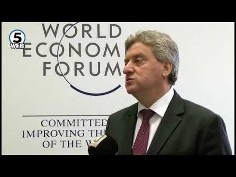 Иванов: Македонија и Јордан имаат напредок во сферата на разузнавање и размена на информации