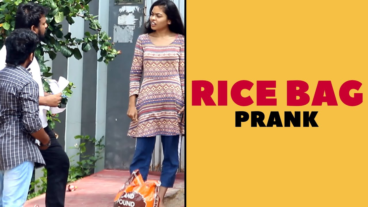 Rice Bag Prank | Latest Telugu Pranks | FunPataka