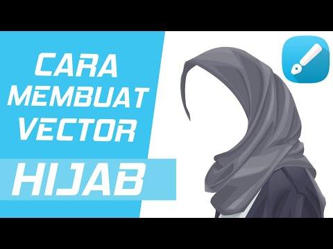 TUTORIAL VECTOR HIJAB SIMPLE DI ANDROID DENGAN INFINITE DESIGN thumbnail