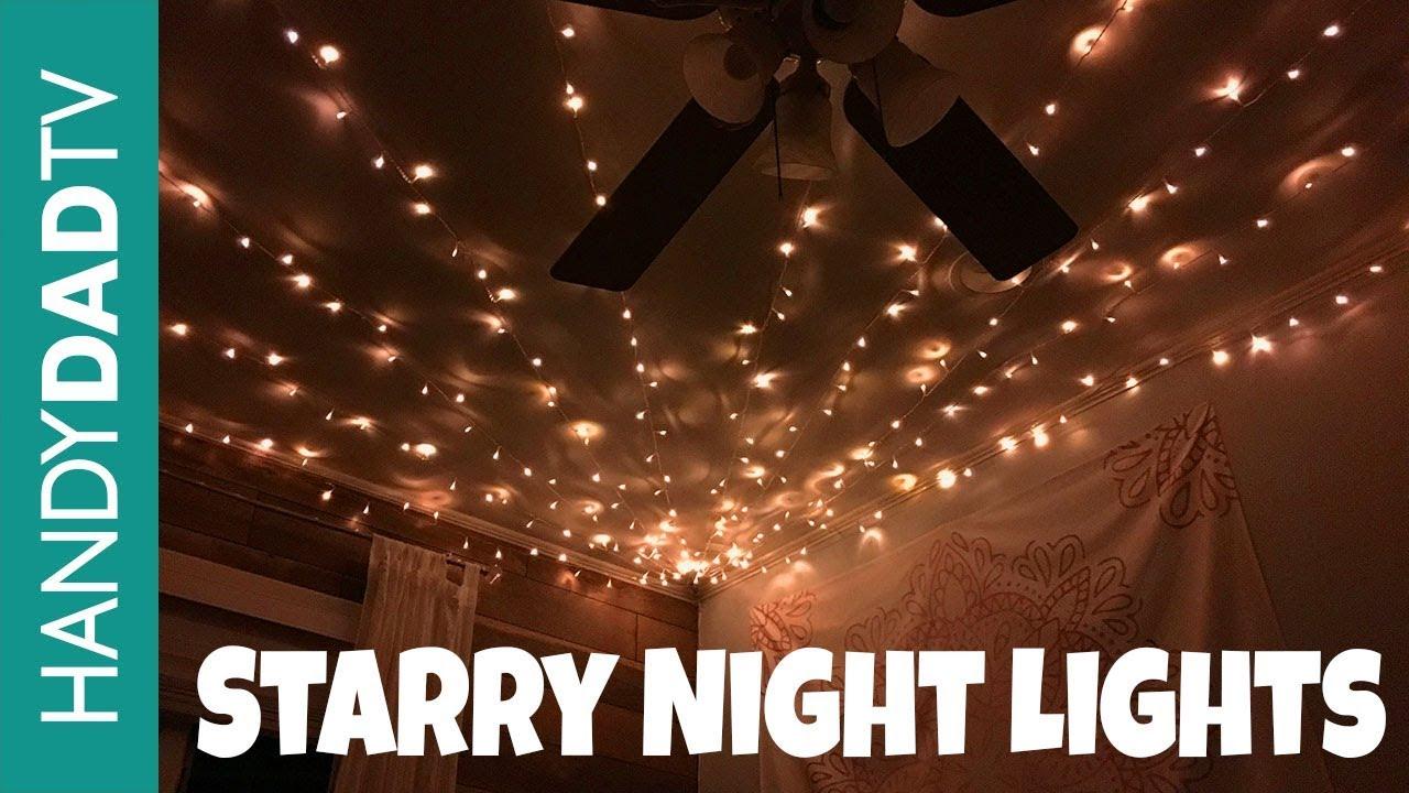 Starry Night Lights Youtube