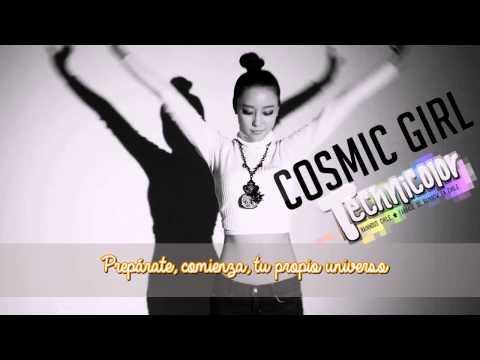 [Sub Esp] Rainbow - Cosmic Girl