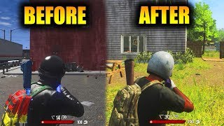 New Weapon Recoil vs Old Recoil! EASY TWO TAPS! H1Z1 New Weapon Update!
