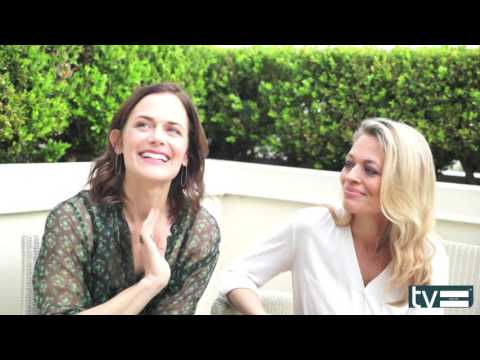 "Bosch Season 2 Interview: Sarah Clarke ""Eleanor Wish"" & Jeri Ryan ""Veronica Allen"""