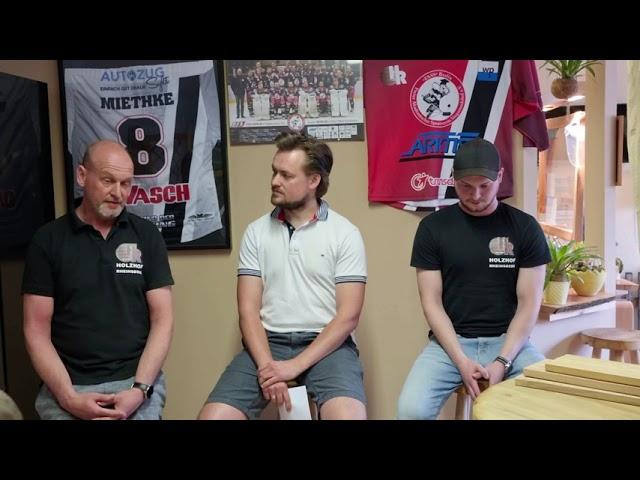 FASS BERLIN zu Gast bei unserem Premium Sponser & interview Marvin Miethke