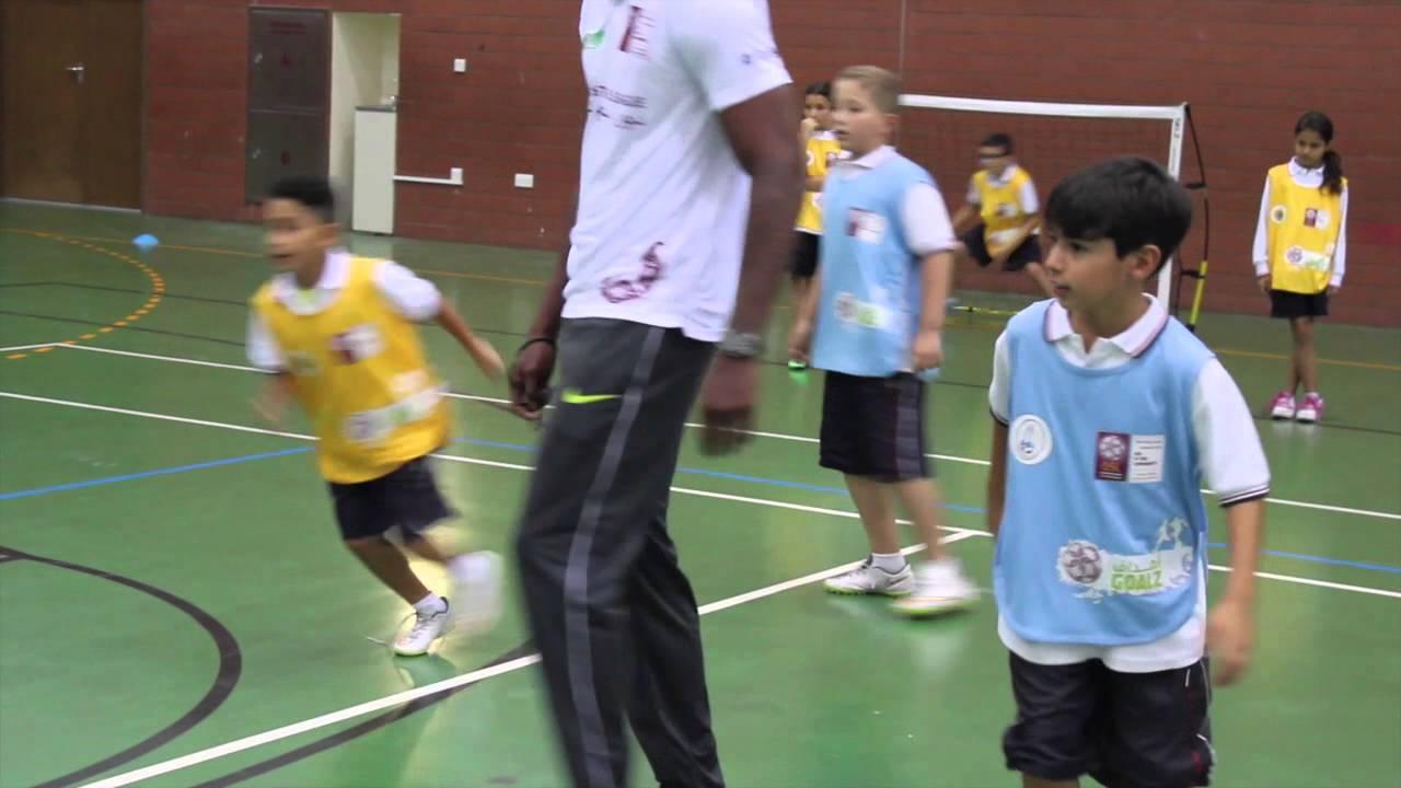 GOALZ Programme at The Lebanese School (Term 5)