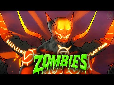 ALL IW ZOMBIES CUTSCENES: SUPER EASTER EGG, INTROS & OUTROS! (Infinite Warfare Zombies Movie)