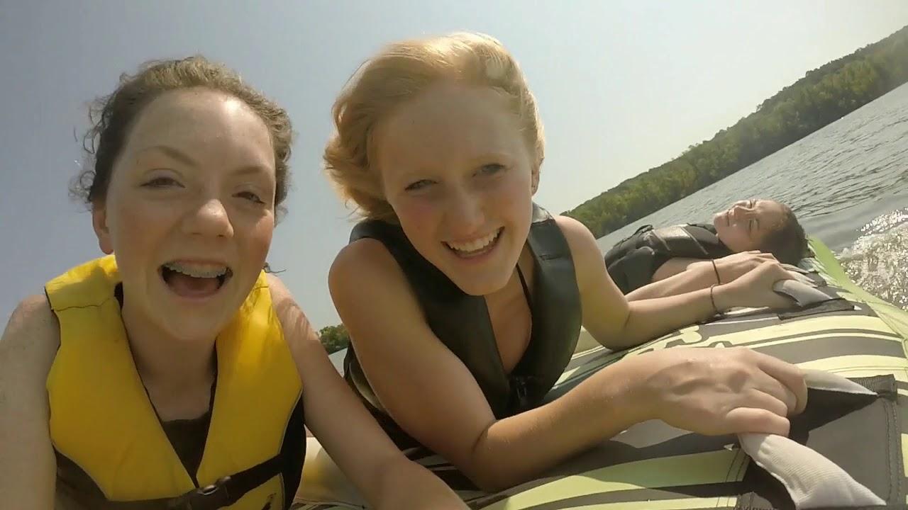 Weekend at the lake//GoPro edits
