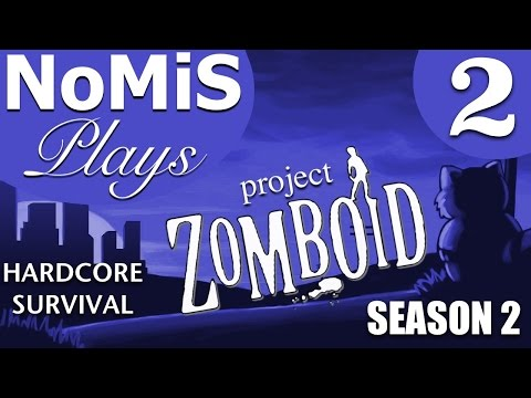 Let's Play Project Zomboid Build 34 | Hardcore Survival | S02 Ep. 2 - Survivor Homes