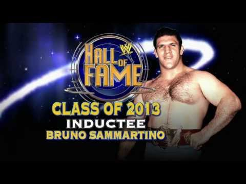 A special look at WWE Hall of Famer Bruno Sammartino
