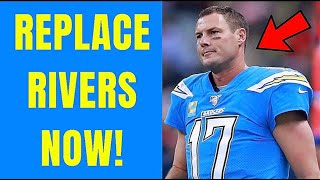 Phillip Rivers Is TERRIBLE! Chargers Should Sign Cam Newton! They NEED Another Quarterback!