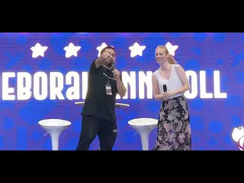 Deborah Ann Woll @ Indonesia Comic Con 2019 (Day 2)