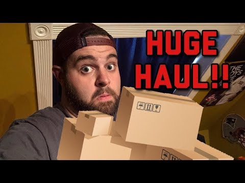 HUGE Blu-ray and DVD Haul!!! | Classic Cartoons, New Releases, Criterion Collection, and More!