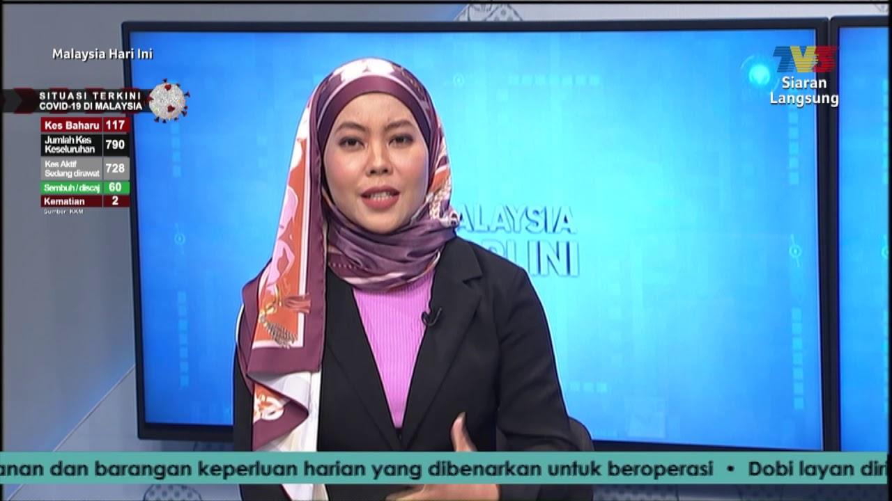 Malaysia Hari Ini (2020) | Thu, Mar 19