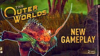 The Outer Worlds | Brand New Missions, Locations and Gameplay! (4k 60fps)
