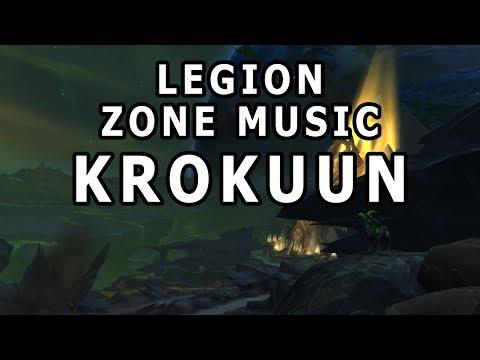 Krokuun Zone Music - World of Warcraft Legion