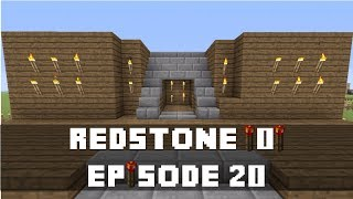 How To Make A Hidden Entrance In Minecraft Pe 0 5 0 And Up
