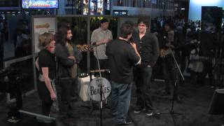 E3 2009: The Beatles: Rock Band Stage Demo