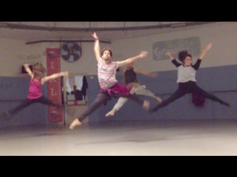 Nathan Lanier - Sand - Choreography by Alex Imburgia, I.A.L.S. Class combination