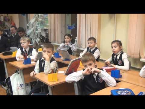 Урок развития речи во 2 классе «Изложение текста по