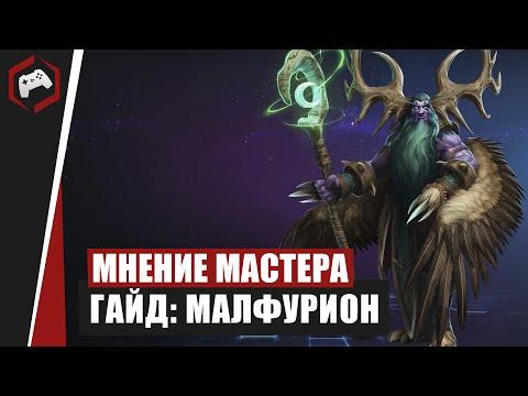 видео: МНЕНИЕ МАСТЕРА: «assasin» (Гайд - Малфурион) | heroes of the storm