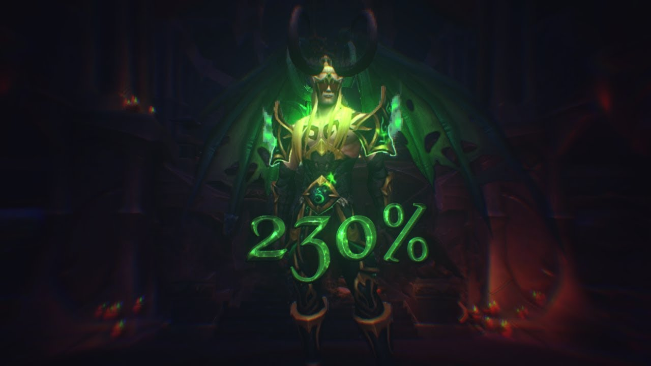 Breaking Dungeons from Vanilla to WoD as a DH with 230% Base Movement Speed!