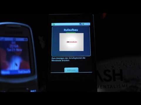Android 1.6 on HTC Touch Diamond