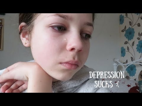 DEPRESSION SUCKS :( | Vlogmas