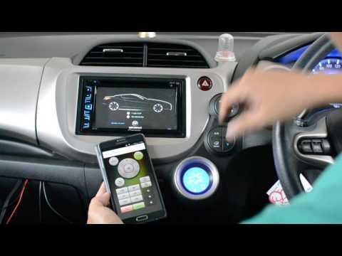 Car wifi display 5G